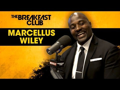 Marcellus Wiley On NFL Career To Fox Sports, Growing Up In South Central LA, His New Book + More