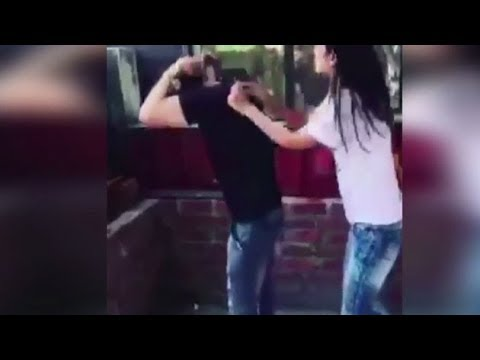 Watch: Dehradun girl thrashes her lover over ditching
