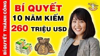 5 Bí Quyết Khởi Nghiệp Giúp Bà lê Diệp Kiều Trang Bỏ Túi 260 Triệu USD Sau 10 Năm
