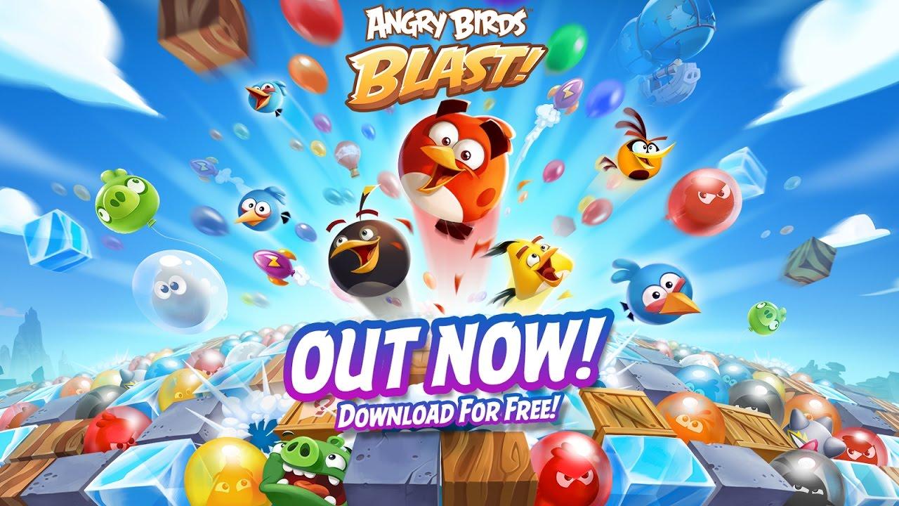 Играй Angry Birds Blast На ПК 2
