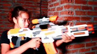 Superhero action S.W.A.T & Divergent Nerf guns Insurrectionist HERO Rescue King Nerf war
