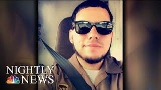 Family Of UPS Driver Killed In Police Shootout With Hostage Takers Speaks Out | NBC Nightly News