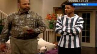 Fresh Prince of Bel-Air - Will's Subpoena