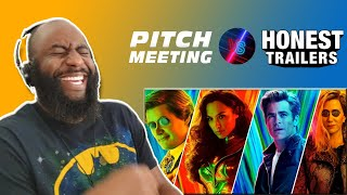 Pitch Meeting Vs. Honest Trailers – Wonder Woman 1984 (Reaction)
