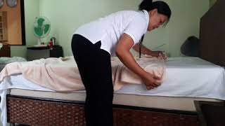 VIRGINIA DAÑO (Traditional Bed Making)