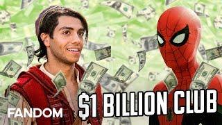 Spider-Man & Aladdin Cross $1 Billion + Biggest Tarantino Opening Ever | Charting with Dan!