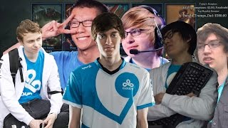 Dynamic queues Ft Sneaky,Meteos,Jensen,Rush,Bunnyfufu and Hai