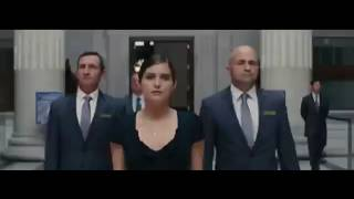 Bank robbery scene in  NOW YOU SEE ME   movie 2013