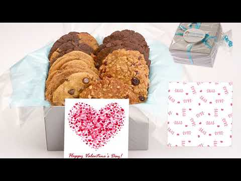 Better Cookies Love and Valentine's Day Gifts