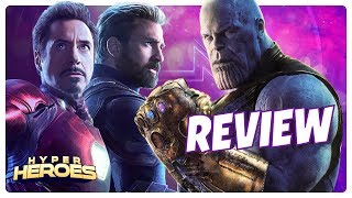 Marvel Studios' Avengers: Infinity War | Spoiler Review - What's Next?