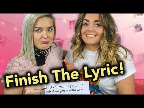 Finish The Lyric! / ANNE-MARIE Hänger med P3 Star