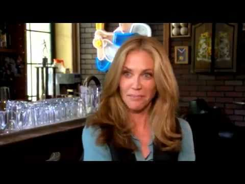 Ally Walker Talks About Her Role on THE PROTECTOR - YouTube
