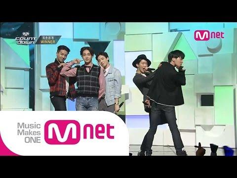 Mnet [M COUNTDOWN] Ep.395 위너(WINNER) - 끼부리지마(Don't Flirt) @MCOUNTDOWN_140925