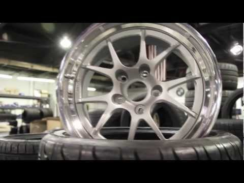 Forgeline Forged Performance series Forgeline GA3 Forged alloy wheels
