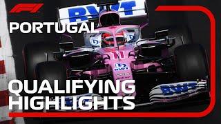 2020 Portuguese Grand Prix: Qualifying Highlights