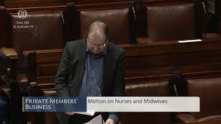 Deputy Michael Collins - Private Members' Business - 16.01.2019