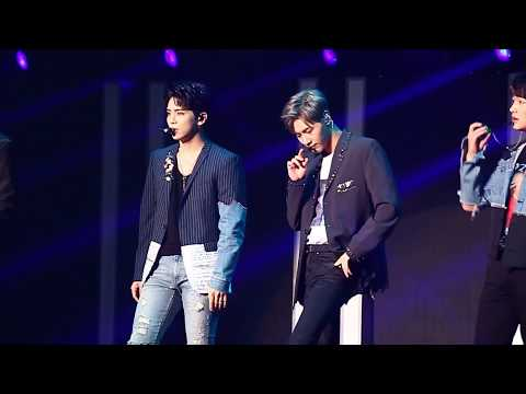170805 SHINee - 1 of 1 &누난 너무 예뻐(Replay) JONGHYUN종현 FOCUS 직캠 Fancam @SMTOWN Special Stage In HK