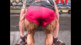 5 Moves For Nasty Hamstrings and a Healthy Core