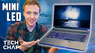 The WORLD'S FIRST Mini LED  Laptop! 😳 | The Tech Chap