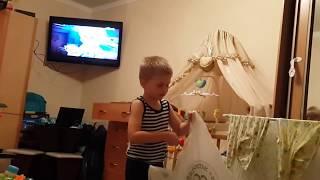 сын 6 лет уходит из дома)) 1 часть