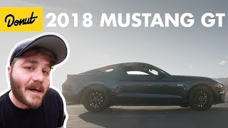 Holy $H*T! Ford gave us a new 2018 Mustang GT | The New Car Show