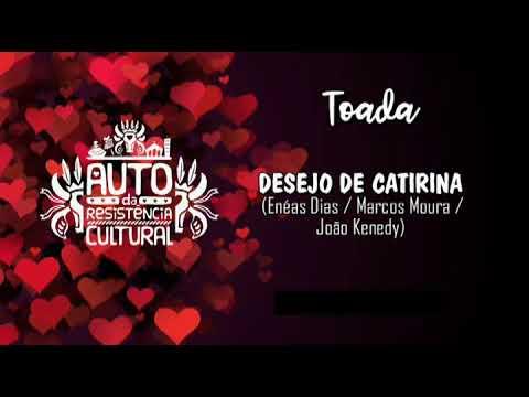 DESEJO DE CATIRINA - TOADA DEMO BOI GARANTIDO 2018