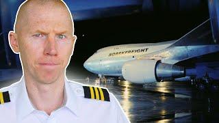 747 Crashes Into Hangar - Tenet | Hollywood vs Reality