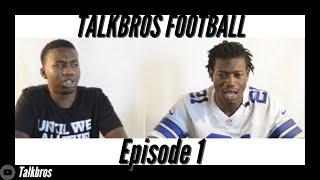 Antonio Brown Saga Continues   Football episode 1