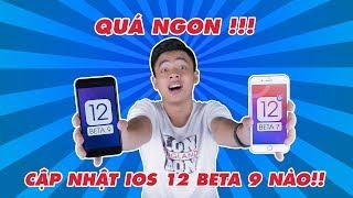 Tải về và cập nhật iOS 12 Beta 9 xem có gì mới | Điện Thoại Vui