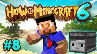 MY FIRST AUTOFARM! - How To Minecraft S6 #8