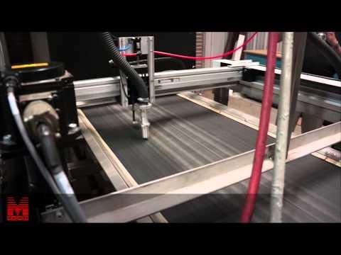 High Speed H-Bot Gantry | Macron HBG-25 Robot