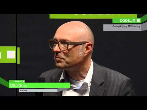 CODE_n Conference: Demystifying 3D Printing