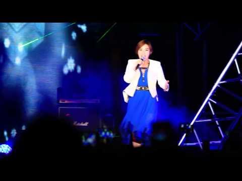 【2014】新北耶誕城 - 李佳薇 【Let It Go】