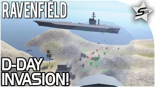 SIEGE OF THE TEMPLE! - OUTSIDE THE MAP! - Ravenfield