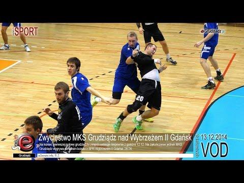 MKS Grudziądz zdobywa komplet punktów w I rundzie