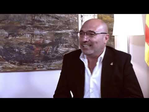 Entrevista a Xavier Rius Torres - Certamen Diputació de València 2019