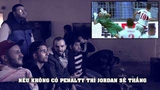 Cổ động viên Jordan vẫn còn cay cú vì thua Việt Nam