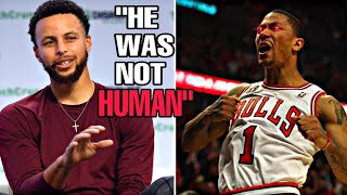 NBA Legends And Players Explain How SCARY Good MVP Derrick Rose Was