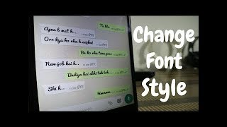 How to Change Font Style in Any Android Device [No Root]