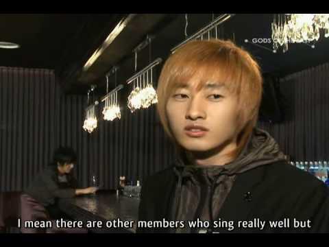 {GOE;SS} Super Junior Relay Talk #1 - Eunhyuk to Yesung (eng)