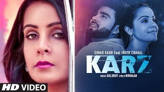 Karz – Simar Kaur Ft Inder Chahal