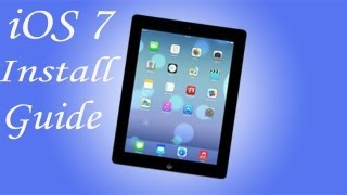 How to Get iOS 7 on Any Apple Device - iPad (mini), iPhone, and iPod Touch