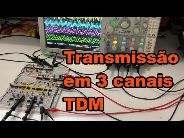 INCRÍVEL! TRANSMISSÃO DE 3 CANAIS ANALÓGICOS! | Conheça Eletrônica! #191