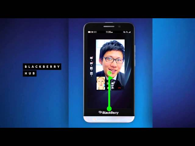 Belsimpel-productvideo voor de Blackberry Z30
