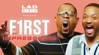 Will Smith Impersonates Barack Obama | First Impressions | LADbible