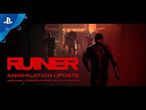 RUINER Video Screenshot 1