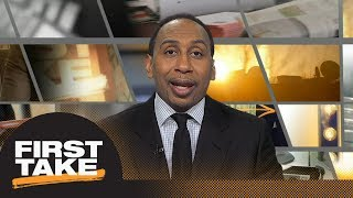 Stephen A. Smith sounds off on changes to NCAA rulings | First Take | ESPN
