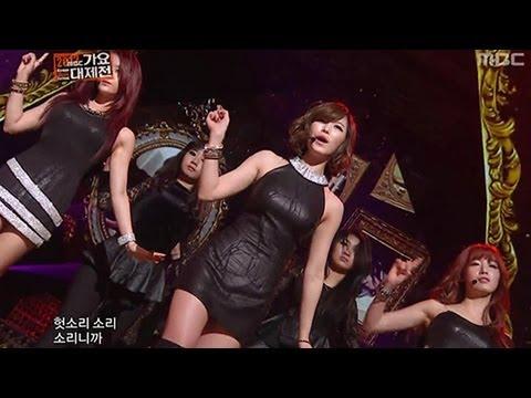 Secret VS T-ara - 시크릿 VS 티아라, KMF 2012