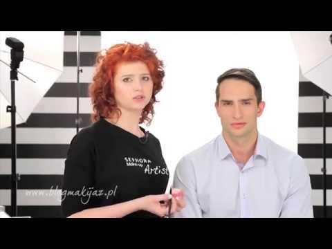 Jak wykonać makijaż dla mężczyzn