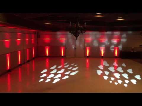 Saskatoon DJ Lighting   Hearts On The Dance Floor   Armed With Harmony